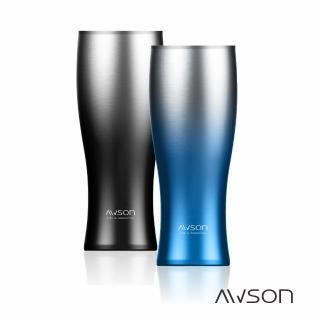 【AWSON】不銹鋼真空保溫保冷杯(ASM65)