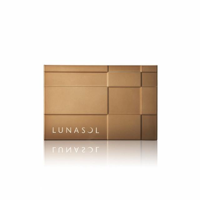 【KANEBO佳麗寶】LUNASOL晶巧修容盒S