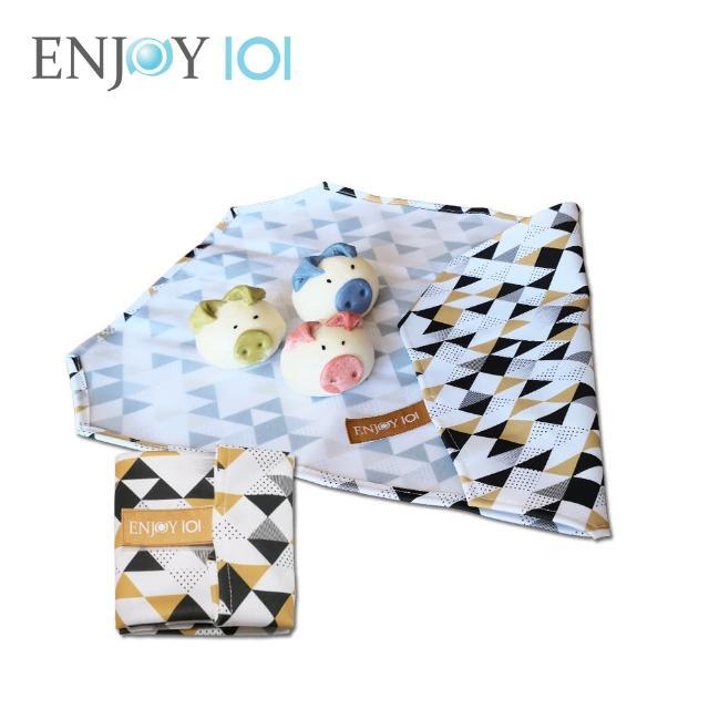 【ENJOY101】矽膠布環保食物袋(包布)