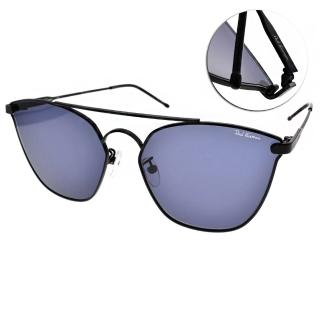 【PAUL HUEMAN 太陽眼鏡】韓系熱銷造型(黑#PHS1105A C5M)