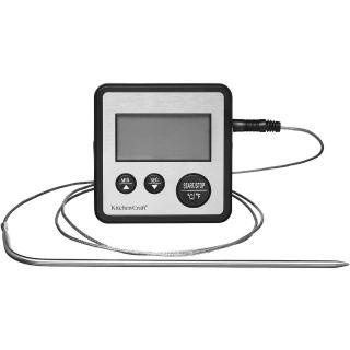 【KitchenCraft】探針溫度計時器