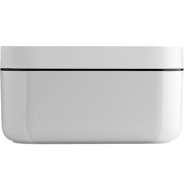 【LEKUE】附蓋蜂巢製冰盒(白)