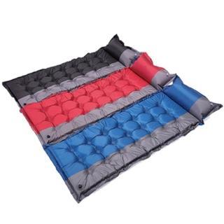 【LOTUS】21點 5cm加厚加大 自動充氣墊 自動充氣床墊 露營睡墊