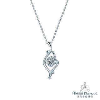 ~Alesai 艾尼希亞鑽石~0.30克拉鑽石項鍊4款選1^(Wendy系列^)