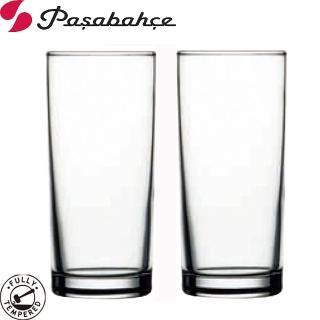 【土耳其Pasabahce】強化直式啤酒杯480cc(二入組)