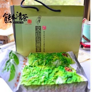 【熊本清茶】坪林文山包種茶150g*4(產地直銷)