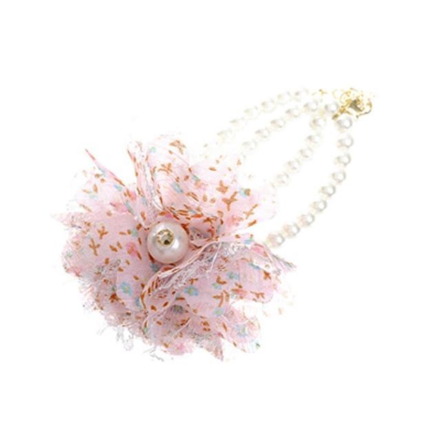 【Lady c.c.】春嫩戀愛季節珍珠手鍊