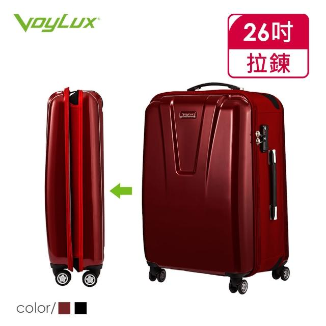 【VOYLUX】VIP系列-26吋硬殼收摺專利八輪行李箱(38896X)