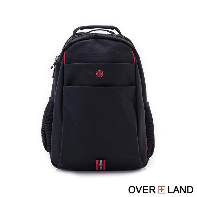 【OverLand】美式十字軍-簡約風格休閒後背包(3144)