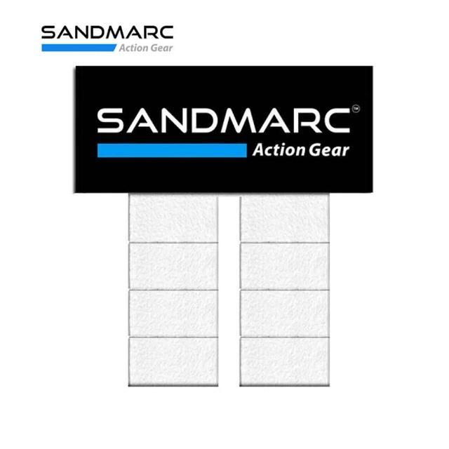 【SANDMARC】GoPro/SJ Cam 8片裝防霧貼片(GoPro防霧片 GoPro除霧 防霧墊片 潛水除霧 滑雪除霧)