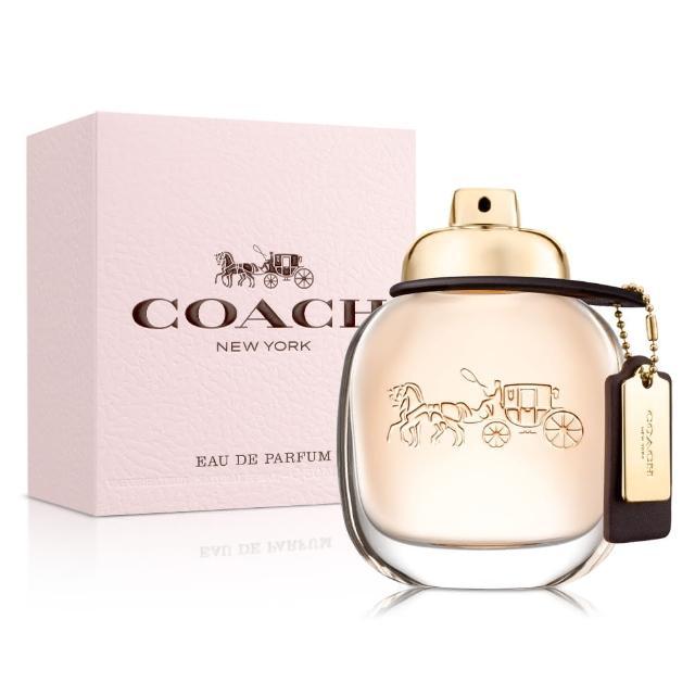 【Coach】時尚經典女性淡香精禮盒(送針管+紙袋隨機款)