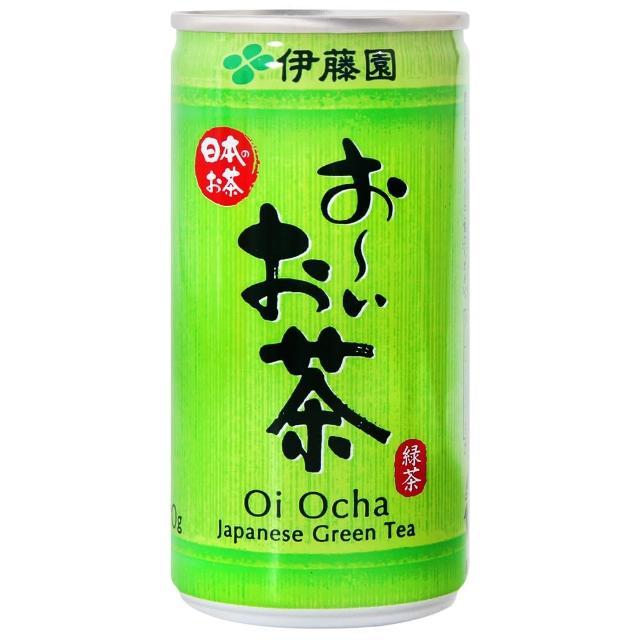 【伊藤園】好喝綠茶(190g)
