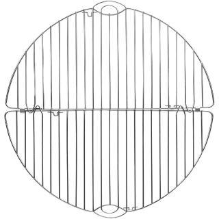 【EXCELSA】折疊不鏽鋼蛋糕散熱架(32cm)