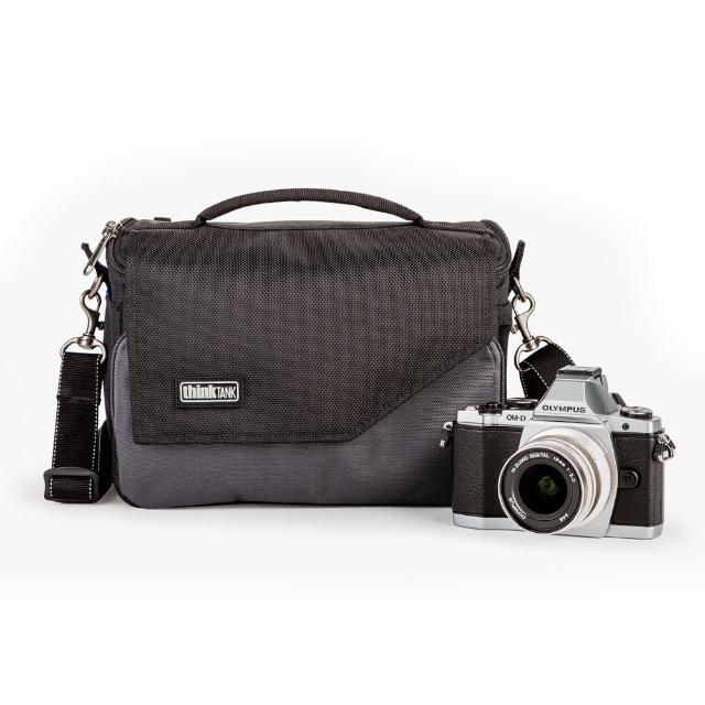 【ThinkTank創意坦克】Mirrorless Mover 20-類單眼相機包-MM658(暗灰)