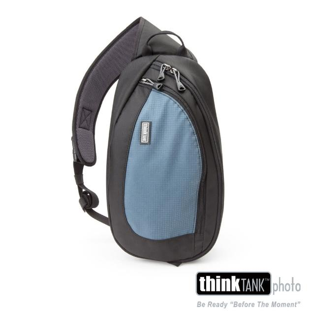 【ThinkTank創意坦克】360度單肩斜背/腰包兩用相機背包 M (藍)-TS459