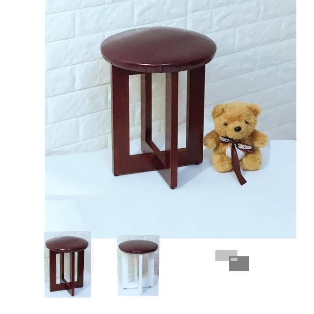【ONE 生活】歐洲風化妝椅(實木椅/書桌椅)