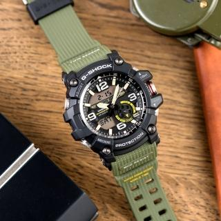【G-SHOCK】戶外探險雙重感應器運動錶(GG-1000-1A3DR)