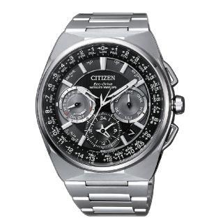 【CITIZEN 星辰】極致準確GPS電波光動能腕錶(CC9009-81E)
