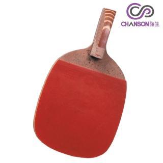 【強生CHANSON】3號桌球拍(ㄧ組兩支)