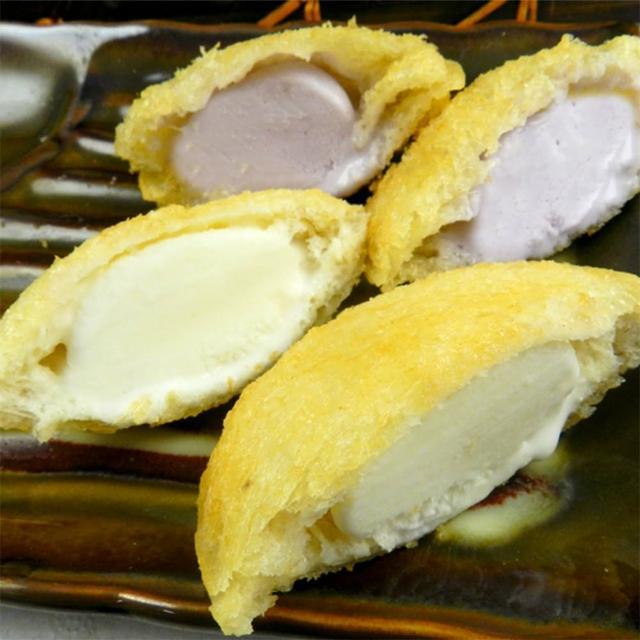 【好神】酥脆吐司冰淇淋5包組(10顆/包)