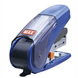 【MAX】HD-10NLK 省力釘書機 藍