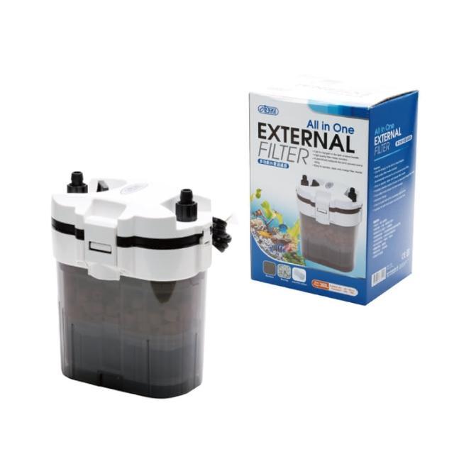 【ISTA】ISTA迷你圓桶過濾器 360L/H(小圓桶)