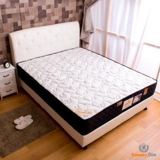 【Sommeil Dor】天絲竹炭二線5尺獨立筒床墊