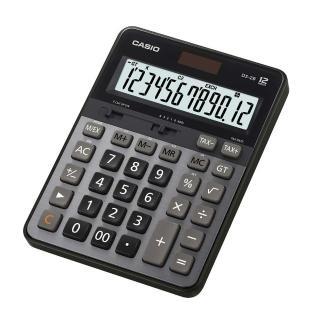 【CASIO卡西歐】12位數雙電源頂級商用計算機(DS-2B)