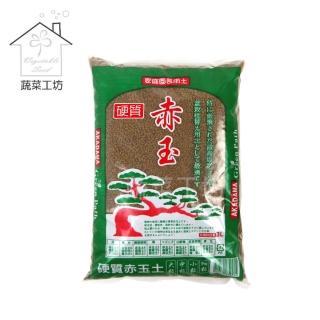 【蔬菜工坊】赤玉土3公升裝-細粒 綠袋