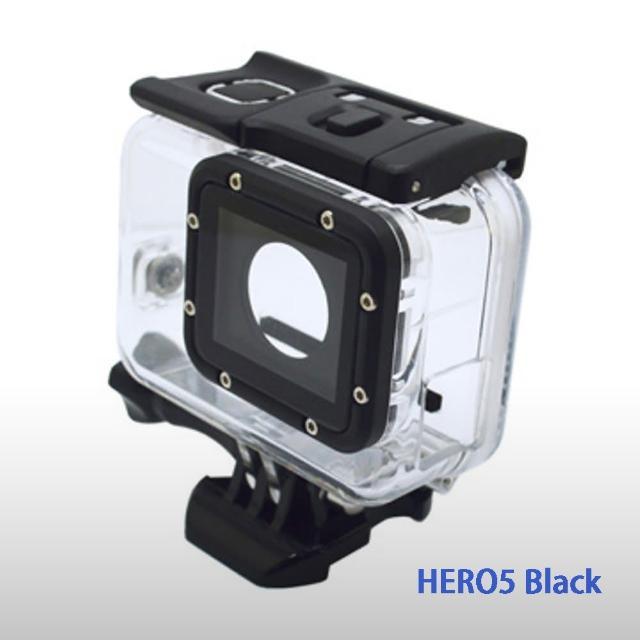 【GOPRO 副廠】HERO5 Black 側開孔保護殼