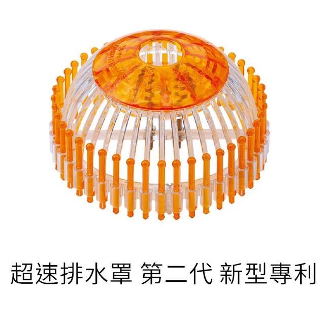 【普德Buder】超速排水罩 第二代 新型專利(直接覆蓋免施工 PC抗UV材質)