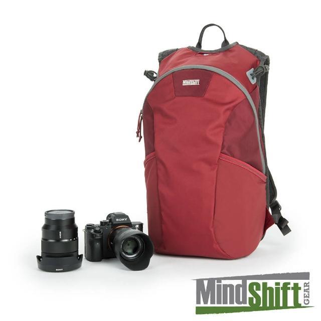 【MindShiftGear 曼德士】SidePath輕質旅遊攝影包-MS371(紅)