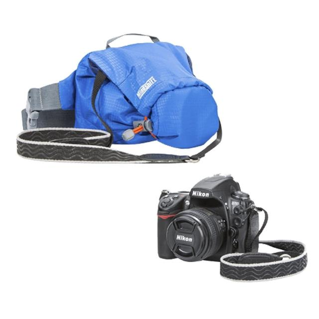 【MindShiftGear 曼德士】超輕量DSLR相機袋 -10(水藍) MS701