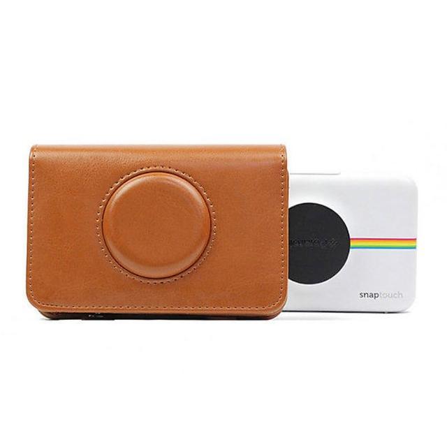 【Polaroid】寶麗萊 數位拍立得相印機 SNAP TOUCH 皮套