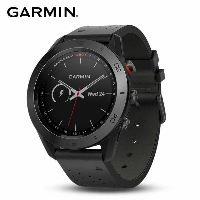 【GARMIN】Approach S60 中文GPS高爾夫球錶(尊爵版)