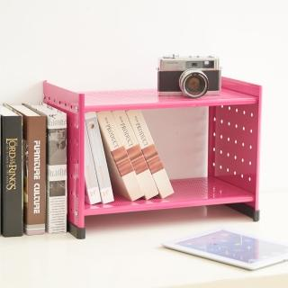 【ikloo】貴族風可延伸式組合書櫃