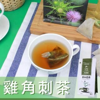 【Mr.Teago】雞角刺茶/養生茶/養生飲-3角立體茶包(27包/袋)