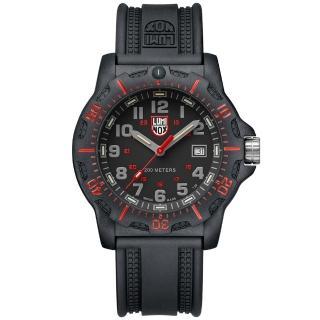 【LUMINOX 雷明時】Black Ops 8880黑夜行動系列腕錶