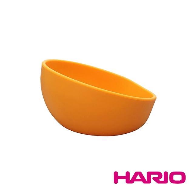 【HARIO】寵物專用黃色矽膠碗(PTS-CBS-MY 75ml)