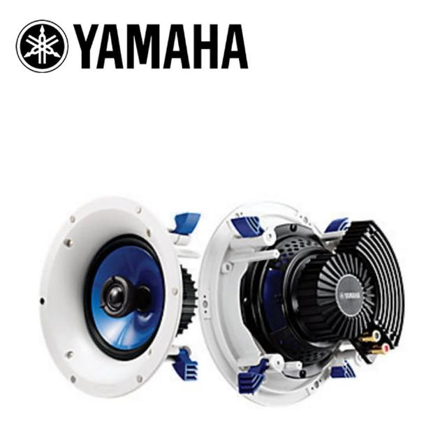 【YAMAHA】圓形崁入式喇叭(NS-IC600)