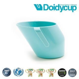【英國Doidy cup】彩虹學習水杯/訓練杯/刷牙杯(專利造型設計 喝水看的見)