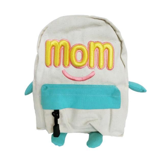 【mis zapatos台灣總代理】MOM可愛兒童包(姊妹牌MOMENTUM KIDS 白色)