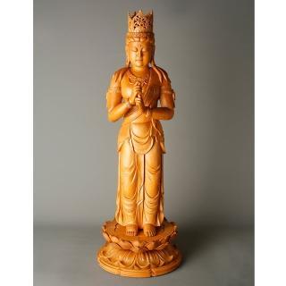 【MU LIFE 荒木雕塑藝品】2尺大日如來(佛像)