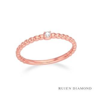 【RUIEN DIAMOND】韓國輕珠寶 飾品(14K戒指 LR126)