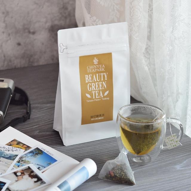 【沁意】油切健美茶包30入經濟包(膳食纖維添加、體內環保玫瑰綠茶)