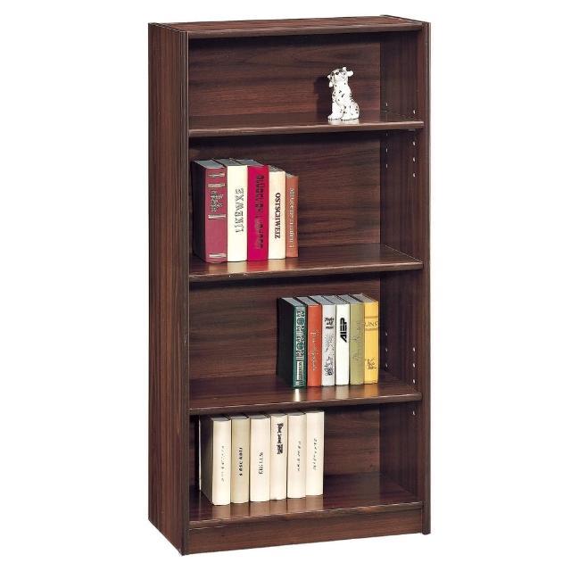 【顛覆設計】諾亞2x4尺胡桃色開放式書櫃