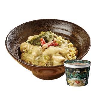 【小廚師】泰式綠咖哩雞麵 200g 桶 2017 泡麵排行NO.3