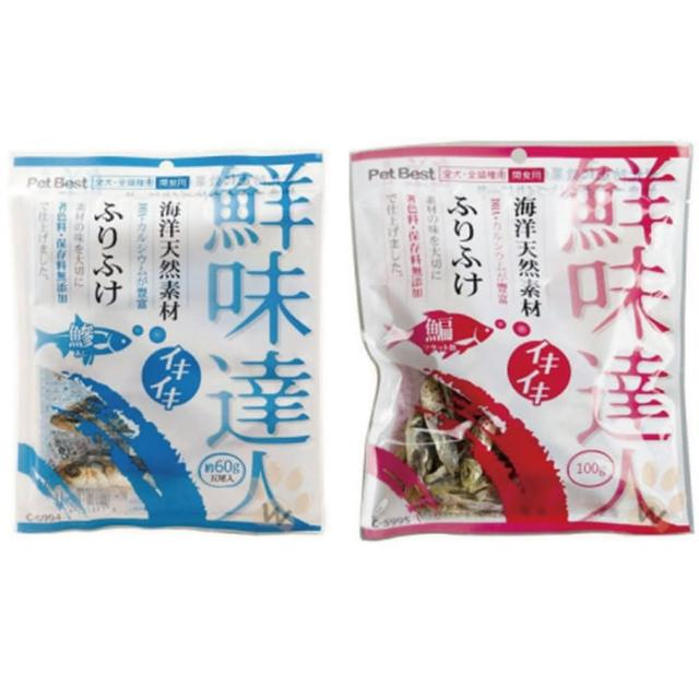 【Pet Best】鮮味達人貓零食(3包組)