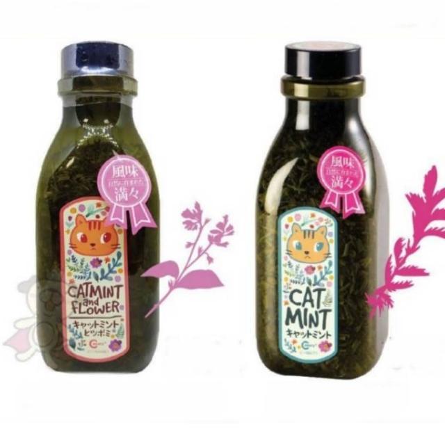 【Canary貓公爵】鮮摘醇品貓薄荷55g(2罐組)