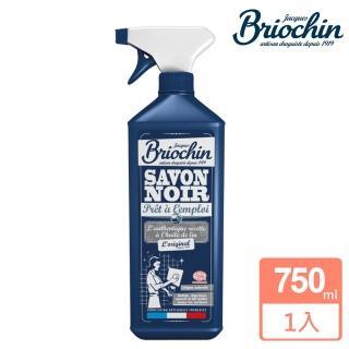 法國碧歐香有機家用黑皂清潔劑750ml